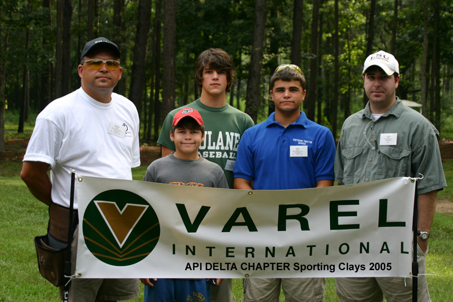 Sporting Clays Tournament 2005 8