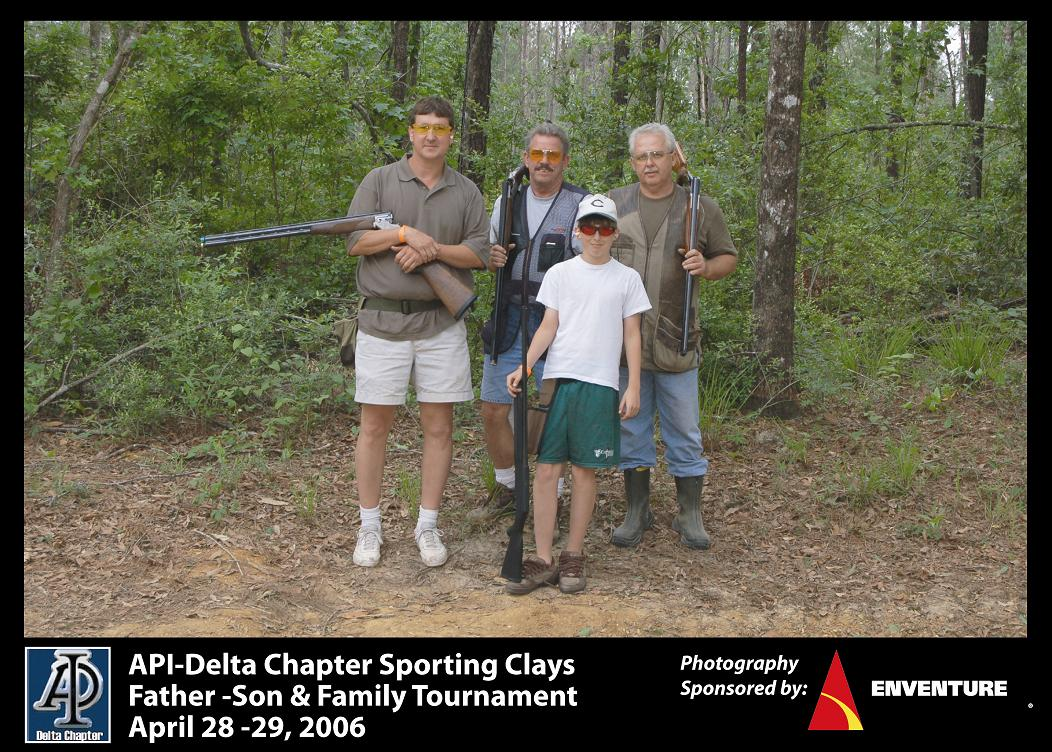Sporting Clays Tournament 2006 44