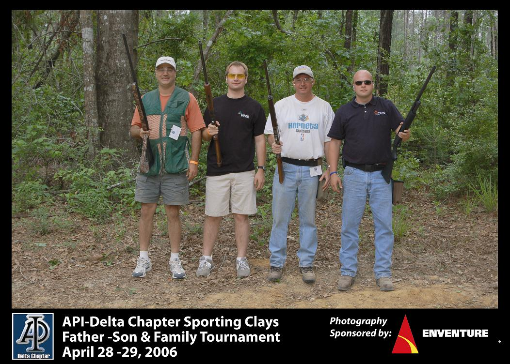 Sporting Clays Tournament 2006 45