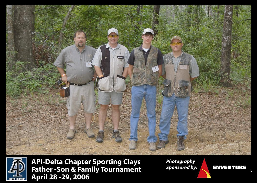Sporting Clays Tournament 2006 46