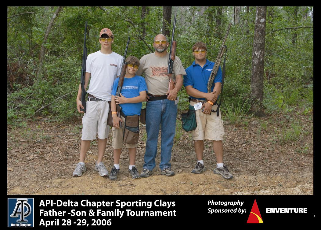 Sporting Clays Tournament 2006 58