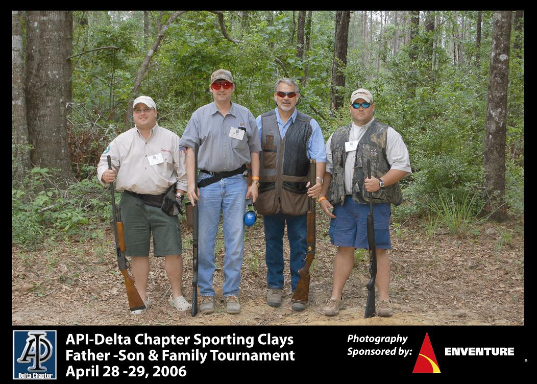 Sporting Clays Tournament 2006 65