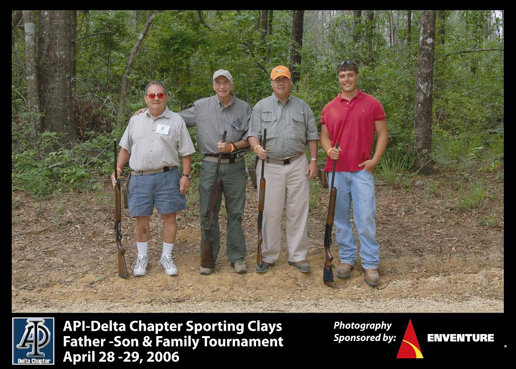 Sporting Clays Tournament 2006 69
