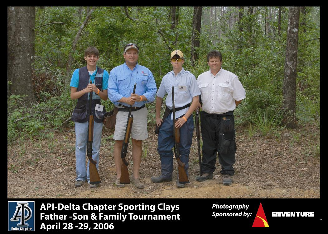 Sporting Clays Tournament 2006 70