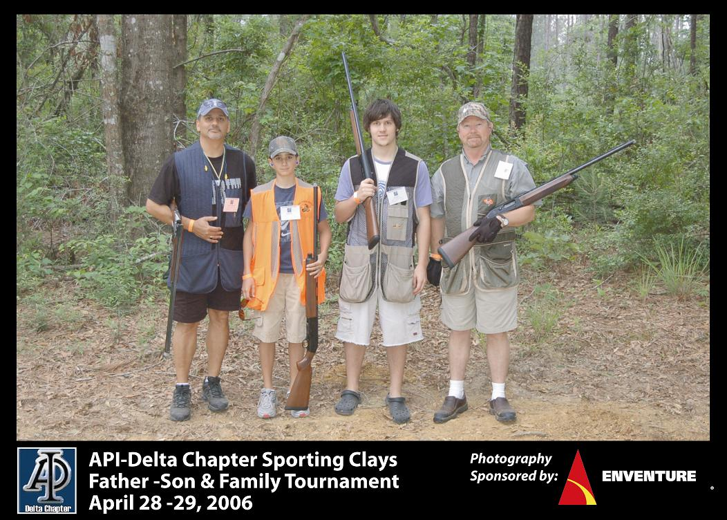 Sporting Clays Tournament 2006 74