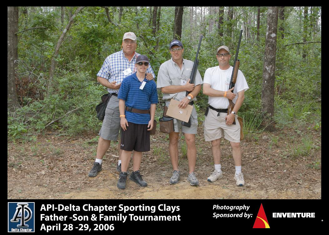 Sporting Clays Tournament 2006 79