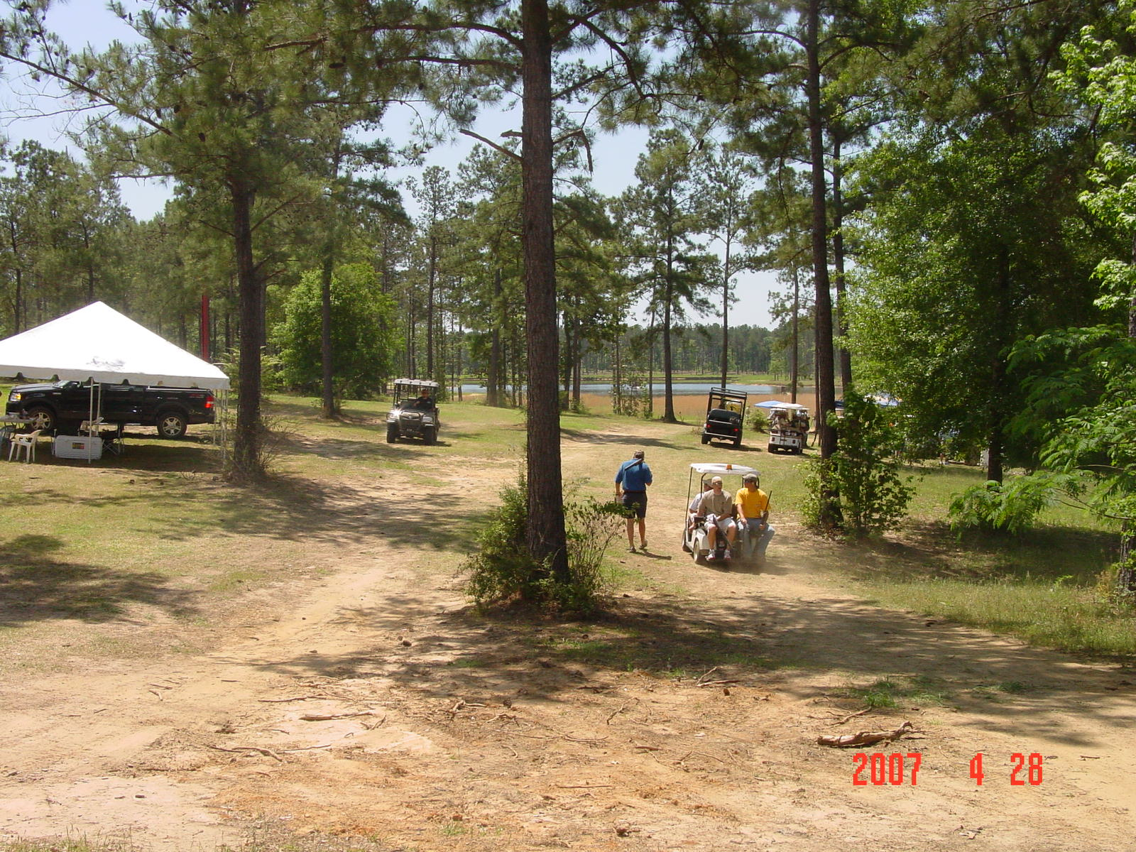 Sporting Clays Tournament 2007 1