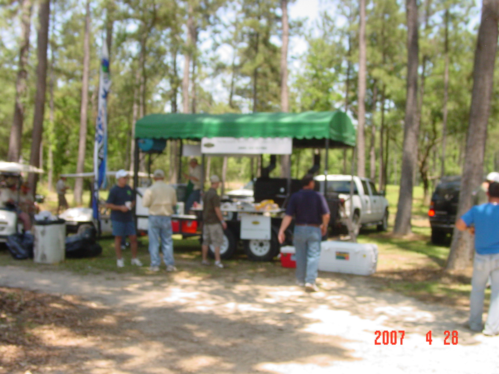 Sporting Clays Tournament 2007 17