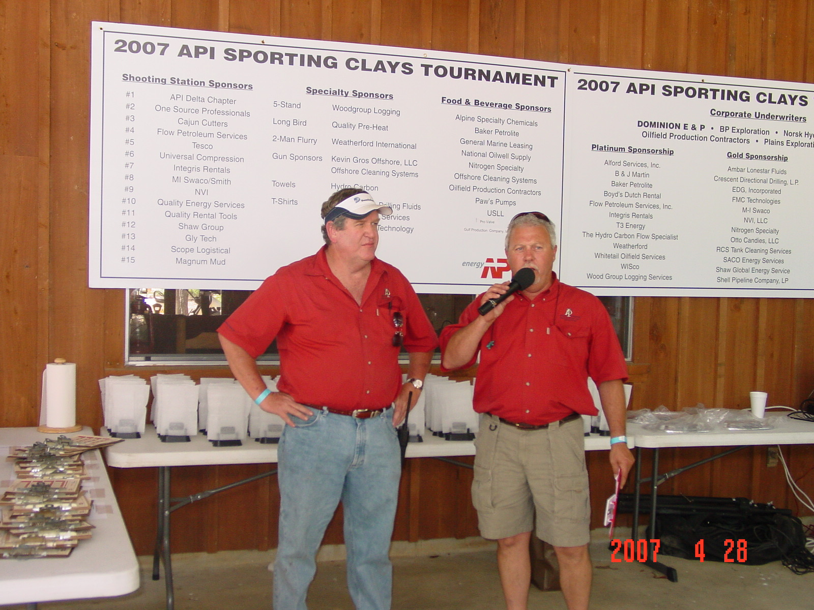 Sporting Clays Tournament 2007 25