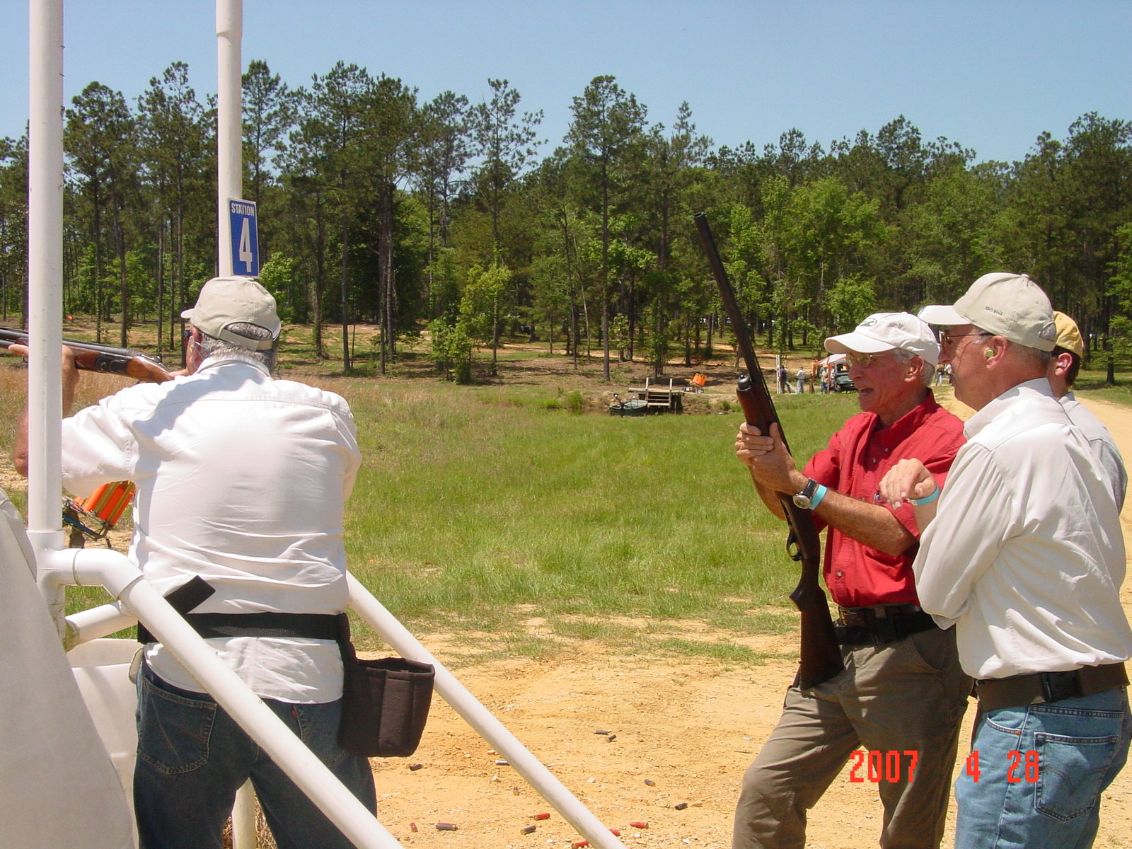 Sporting Clays Tournament 2007 5