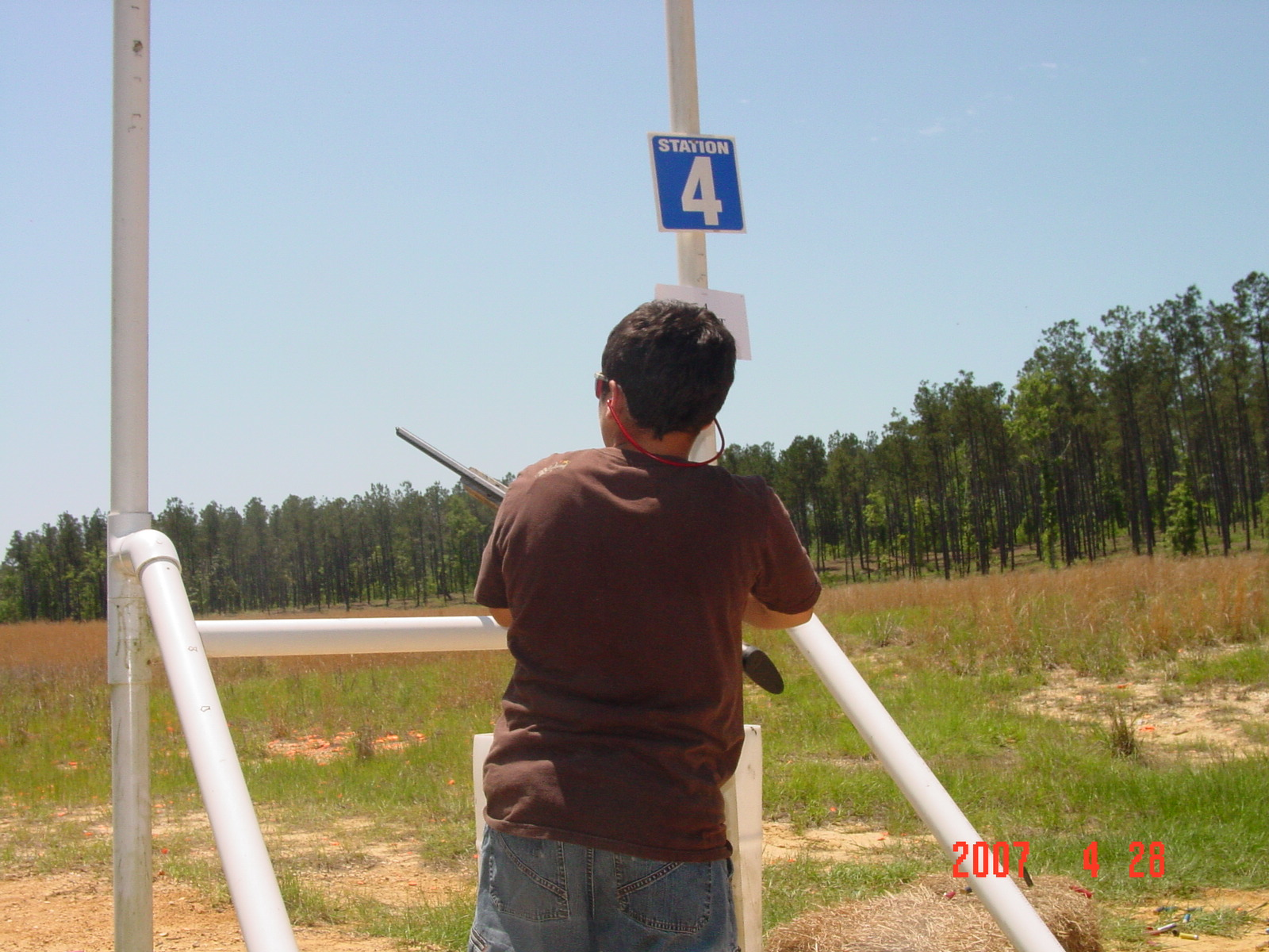 Sporting Clays Tournament 2007 7
