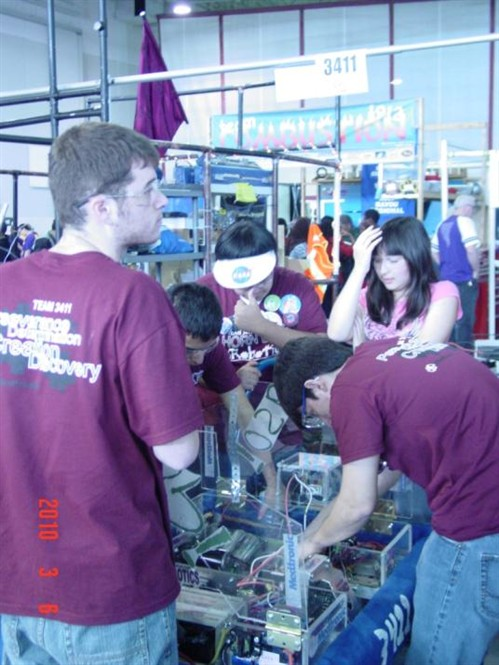FIRST Robotics2